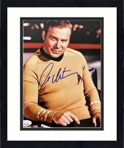 William Shatner Star Trek Signed Autographed 8x10 Photo JSA Authenticated 3