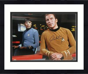 William Shatner Star Trek Signed/Autographed 16x20 Photo JSA 146396