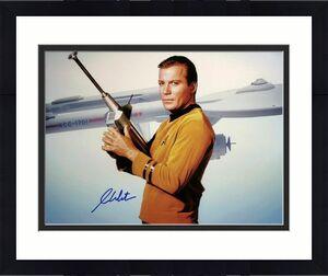 William Shatner Star Trek Signed/Autographed 16x20 Photo JSA 146398