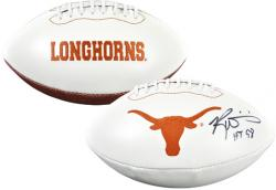 "Ricky Williams Texas Longhorns Autographed Pro Football with ""HT 98"" Inscription"
