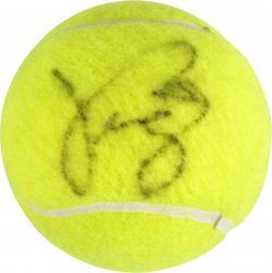 Venus Williams Autographed US Open Logo Tennis Ball
