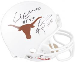 "Williams/campbell Auto ""ht 77/ht 98"" (texas) Pro Helmet"