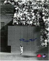 "Willie Mays New York Giants The Catch Autographed 8"" x 10"" Photograph"