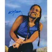 Willie Nelson Autographed 8x10 Photo