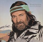 Willie Nelson Autographed Always On My Mind Album Cover - PSA/DNA COA
