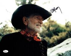 WILLIE NELSON Autographed Signed 11x14 Photo Certified Authentic JSA AFTAL COA