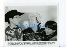 Willie Nelson Country Music Singer Original Press Photo