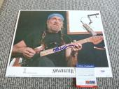 Willie Nelson Signed Autographed 11x14 Songwriter Lobby Card PSA Certified #3