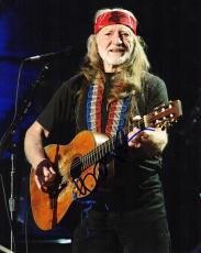 Willie Nelson Signed - Autographed Country Music Star - Concert 8x10 inch Photo - Guaranteed to pass PSA or JSA