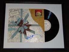 Willie Nelson Signed Framed 1979 Pretty Paper Record Album Display JSA