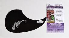 Willie Nelson Signed Guitar Pickguard Jsa Coa K42277