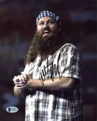 Willie Robertson Duck Dynasty Signed 8X10 Photo BAS #C18579