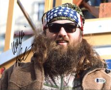 Willie Robertson Duck Dynasty Signed 8X10 Photo BAS #C18580