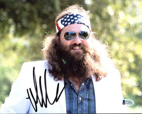 Willie Robertson Duck Dynasty Signed 8X10 Photo BAS #C18581