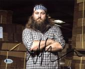 Willie Robertson Duck Dynasty Signed 8X10 Photo BAS #C18582