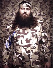 Willie Robertson Duck Dynasty Signed 8X10 Photo PSA/DNA #AC22560