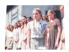 Willow Shields Signed 8.5x11 Photo Hunger Games Primrose Everdeen Exact Proof