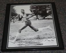Wilt Chamberlain Overbrook High School Framed 12x12 Poster Photo