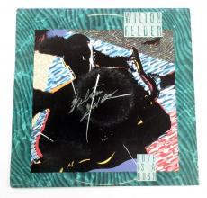 Wilton Felder Signed LP Record Album Love is a Rush w/ AUTO