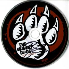 Winery Dogs Mike Portnoy Autographed Signed CD AFTAL UACC RD COA