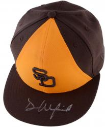 Dave Winfield San Diego Padres Autographed Cap