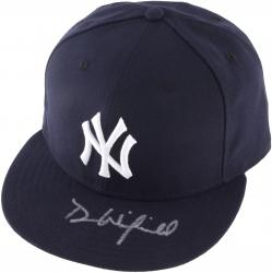 Dave Winfield New York Yankees Autographed Navy Cap