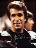 "Henry Winkler Autographed 8"" x 10"" Head Shot Photograph"
