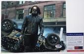 WINTER SOLDIER!!! Sebastian Stan Signed CAPTAIN AMERICAN 8x10 Photo #1 PSA/DNA