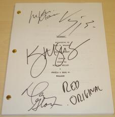 WITNESS Autographed Full Script by Kelly McGillis, Danny Glover, Lukas Haas, and Viggo Mortensen (Viggo's 1st Movie Ever)