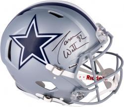 Jason Witten Dallas Cowboys Autographed Riddell Pro-Line Authentic Speed Helmet