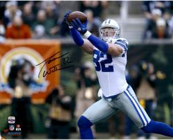 "Jason Witten Dallas Cowboys Autographed 16"" x 20"" Reaching Catch Photograph"