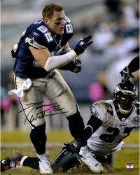 """Jason Witten Dallas Cowboys Autographed 16"""" x 20"""" No Helmet Photograph"""