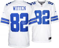 Jason Witten Dallas Cowboys Autographed Nike Limited White Jersey