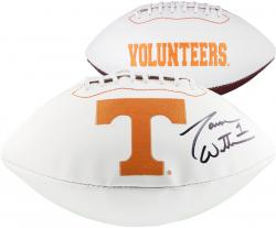 Jason Witten Tennessee Volunteers Autographed White Panel Football - Mounted Memories
