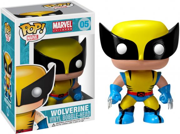 Wolverine Marvel #05 Funko Pop!