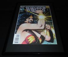Wonder Woman #0 Framed 11x17 Cover Photo Poster Display Official Repro