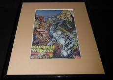 Wonder Woman #93 1994 DC Comics Framed 11x14 ORIGINAL Vintage Advertisement