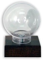 Woodbase Ball Holder