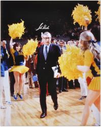 "John Wooden UCLA Bruins Autographed 16"" x 20"" Photograph - Mounted Memories"