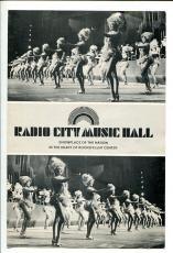 Woody Allen Diane Keaton Play It Again Sam Radio City Music Hall 1972 Program