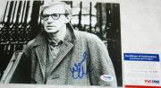 Woody Allen signed 8 x 10, Manhattan, Hannah and Her Sisters,Exact Proof,PSA/DNA