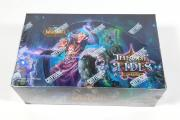 World of Warcraft TCG WoW Aftermath: Throne of Tides Booster Box Sealed 36 Packs