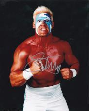 Wwe Wcw Wwf Sting Signed 8x10 Photo Authentic Autograph Wrestlemania Coa Proof B
