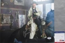 WYATT EARP!!! Kurt Russell Signed TOMBSTONE 11x14 VENGEANCE Photo #4 PSA/DNA