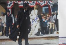 WYATT EARP!!! Kurt Russell Signed TOMBSTONE 16x20 Photo #3 PSA/DNA