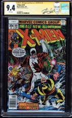 X-men #109 Cgc 9.4 White Ss Stan Lee 1st App Of Weapon Alpha  #1227609018