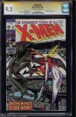 X-men #61 Cgc 9.2 Oww Ss Stan Lee 2nd App Of Sauron Cgc #1206552003