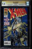 X-men Annual #3 Cgc 9.8 1994 White Ss Sig Series Stan Lee Cgc #1197167018