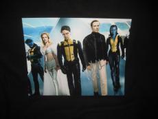 X-Men First Class MICHAEL FASSBENDER Signed Magneto 11x14 Photo