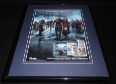 X Men Last Stand 2006 Framed 11x14 ORIGINAL Vintage Advertisement Hugh Jackman